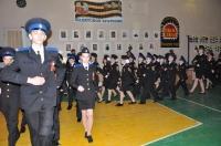 В ессентукской школе прошла присяга кадетов