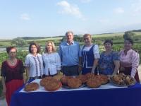 30 июня 2018 г. в Ессентукском городском казачьем обществе прошел добрый «Праздник Пирога»