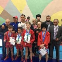 26-28 октября 2018 г. в г. Ессентуки прошел четвертый открытый, лично-командный Турнир по борьбе «Самбо»,среди Казачьих клубов